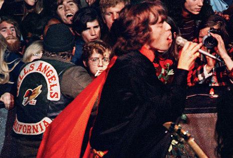 Sonny Barger Gimme Shelter Altamont speedway concertSonny Barger Gimme Shelter