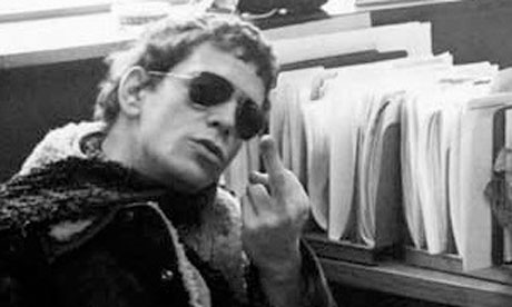 Rocker Lou Reed Died Practicing Tai Chi